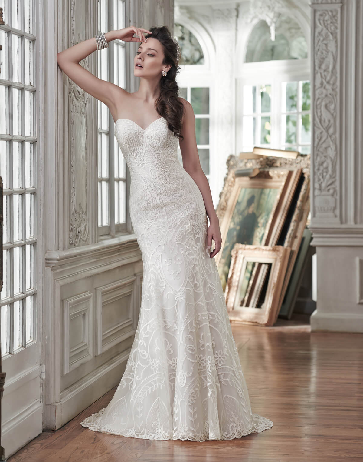 Maggie Sottero - Aracella Collection - Mirian
